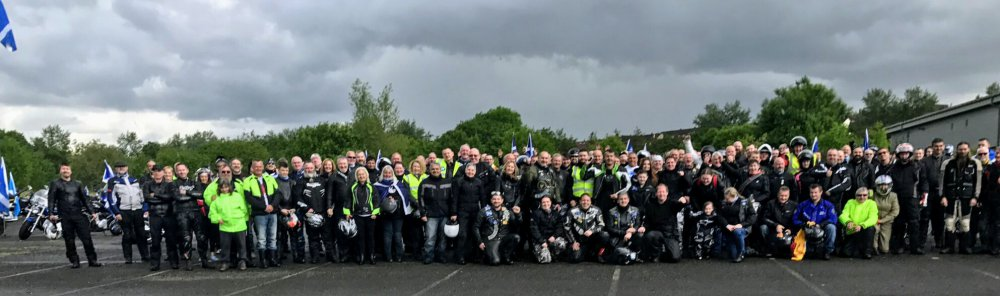 YesBikers at showcase 3rd June